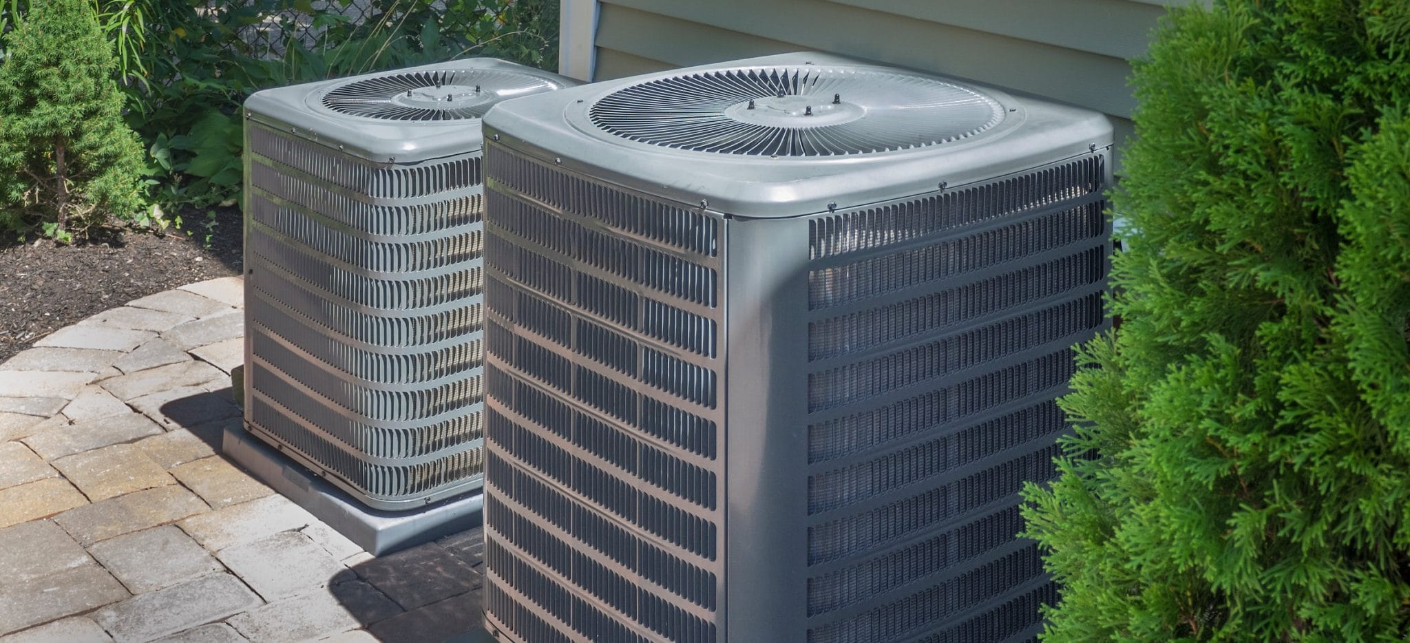 Residential heating and air units